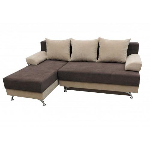 Угловой диван Стелла ткань